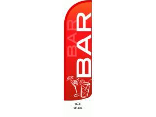 Banner Bar 11.5 x 3.2 , Puerto Rico
