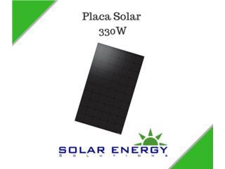 Placa Solar 330W, Puerto Rico