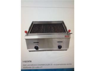 CHAR-BROILER S/S gas 30