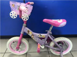 Bicicleta de princesas, Puerto Rico