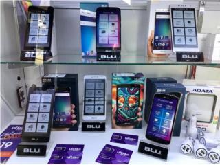 ¡Equipos Android Blu Nuevos!, Puerto Rico