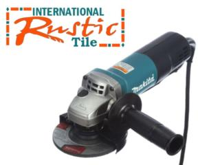 Makita 7.5 Amp 4-1/2 in. Paddle Switch Angle , Puerto Rico