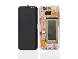 Pantalla LCD Samsung Galaxy S8, Puerto Rico