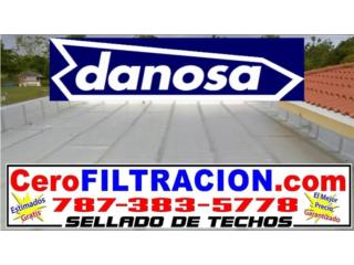 Filtraciones en el techo, llame 787-383-5778, Puerto Rico