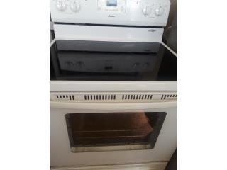 estufa 30 pulgadas electrica blanca, Puerto Rico