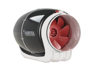 Vortex Powerfans S-line, Puerto Rico