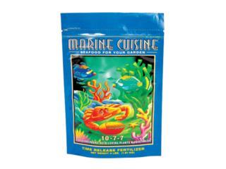 Marine Cuisine 10 - 7 - 7, Puerto Rico