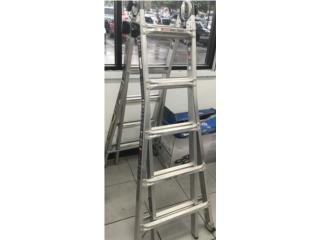 Gorilla Ladder MPX22, Puerto Rico
