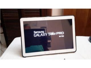 Samsung Galaxy Tab Pro 12.2in,3gb/32g tablet , Puerto Rico
