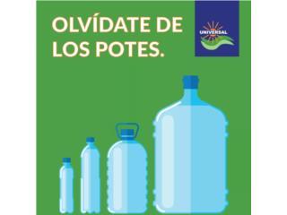 Cisternas de agua potables 450 y 600 gal SS , Puerto Rico