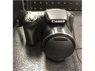 Canon SX410IS , Puerto Rico