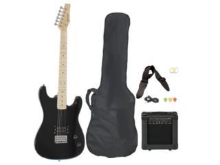 Combo guitarra electrica - Nueva caja!, Puerto Rico