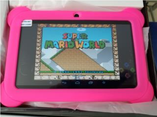 Kids tablet 7 Black Friday Special 3000 juegos, Puerto Rico
