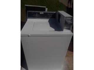 lavadora con fichero comercial usadas importa, Puerto Rico
