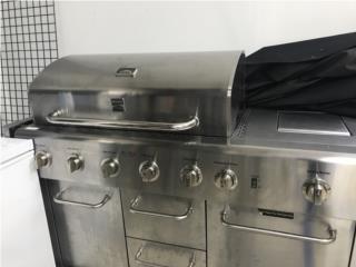 Kenmore grill, Puerto Rico