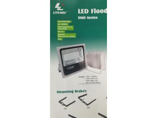LED FLOOD LIGHT 10W/400W, Puerto Rico