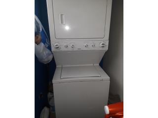 combo de lavadora y secadora 12 meses garanti, Puerto Rico