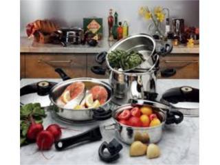 Sistema de Cocina Classica Gold-oferta 4-2019, Puerto Rico