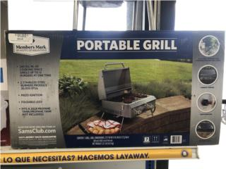 Grill Portable , Puerto Rico