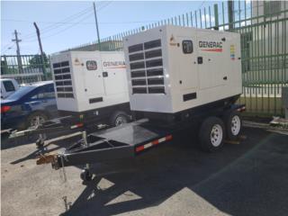 Carretones para Plantas Eléctricas 2/4/6 ejes, Puerto Rico
