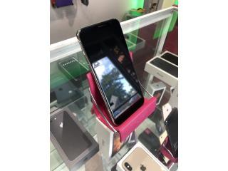 iPhone X 64GB Tmobile Desbloqueado , Puerto Rico