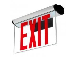 EXIT SIGNS / ROTULACION EMERGENCIA, Puerto Rico
