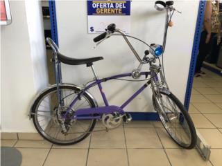 Bicicleta Schiwwing Modificada, Puerto Rico