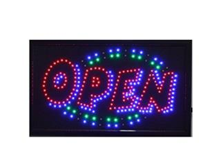 LED Open Sign 23, Puerto Rico