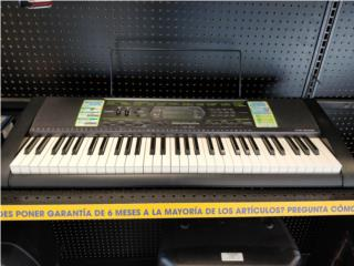 CASIO KEYBOARD CTK-2000 $79.99, Puerto Rico