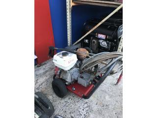 Maquina de Presión 3500 lbs. Motor Honda 13hp, Puerto Rico