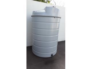 Cisterna 800 Galones, Puerto Rico