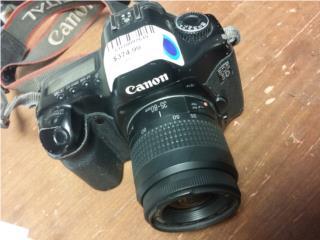 Canon EOS 5D, Puerto Rico