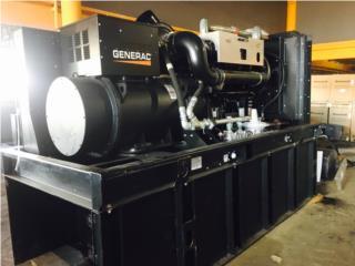 ¡GENERAC INDUSTRIAL POWER 600KW!, Puerto Rico