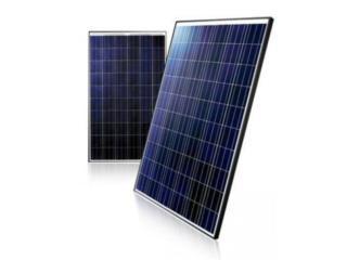 Placas solares 260 watts americanas $165, Puerto Rico