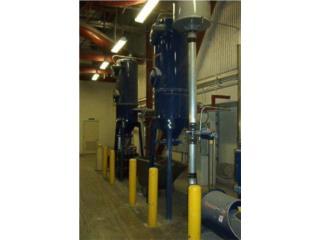 Dust Polvo Collector Industrial de 15HP 3Ph , Puerto Rico
