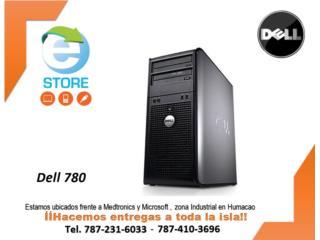 Dell 780m 320GB HDD 4GB RAM Oferta!!!, Puerto Rico
