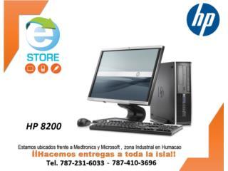 HP 8200 500GB HDD 4GB RAM Intel i5 3.1GHz, Puerto Rico