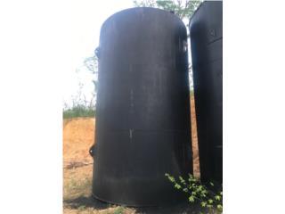 Tanque en acero vertical de 12,000 galones, Puerto Rico
