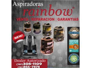 Aspiradora Rainbow NUEVAS y Usadas, Puerto Rico
