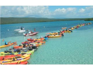 CLUB KAYAK GRATIS 3,000 Kayakeros Aventureros, Puerto Rico