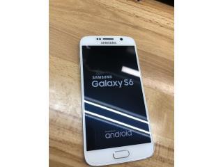 Galaxy S6 Desbloqueado Excelentes Condiciones, Puerto Rico