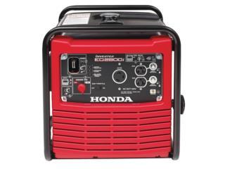 Generador Inverter Honda 2800W (EG2800i), Puerto Rico