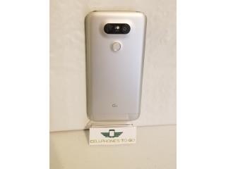 LG G5 TMOBILE 32GB con huella digital, Puerto Rico