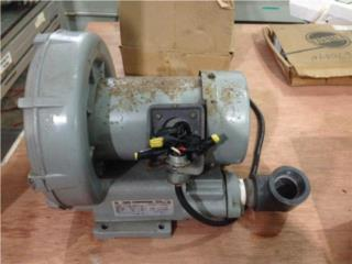 Compressor Blower Regenerative 1 HP 98 CFM, Puerto Rico