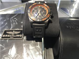 Reloj Breitling 1884, Puerto Rico