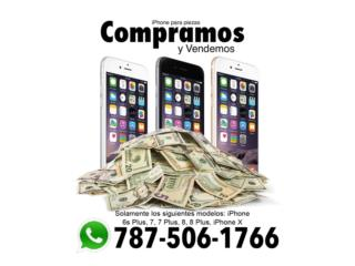 Compro y vendo iPhone, Puerto Rico