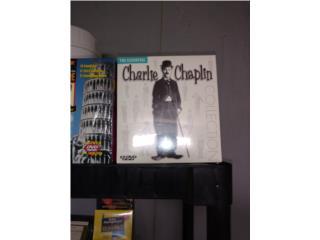 Colección de Charlie Chaplin, Puerto Rico