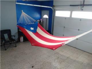 Hamacas de puerto rico, Puerto Rico