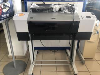 Impresora de planos Epson Pro, Puerto Rico