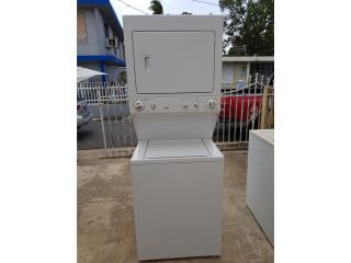 Combo lavadora/secadora., Puerto Rico